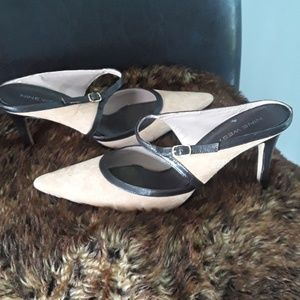 Nine West suede/leather Shoes